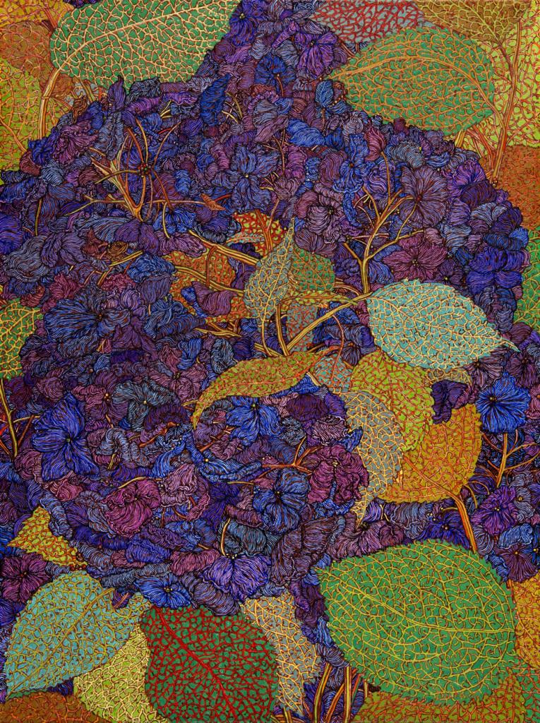 "Recent Work, ""Up Autumn"""